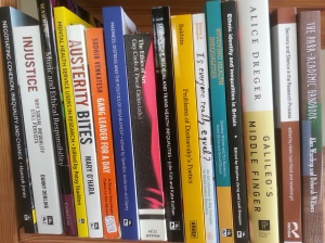 ethics bookshelf