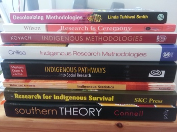 Indigenous methods books