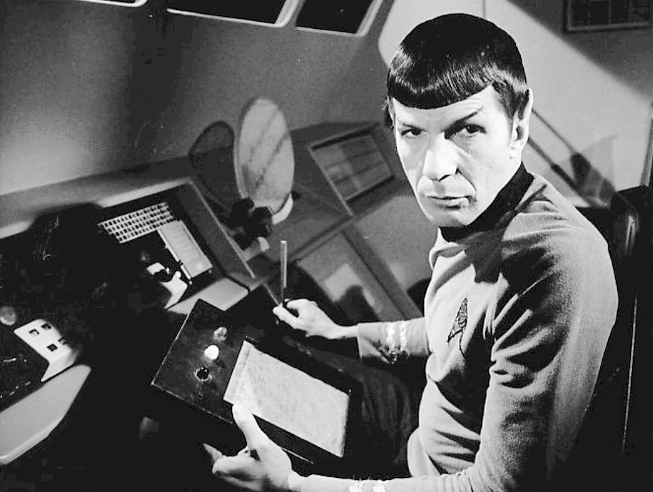Dan Cleather Star_Trek_Spock