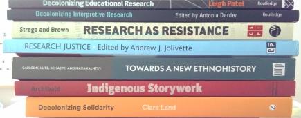 decolonising books